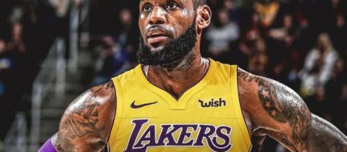 LeBron James se muda a California