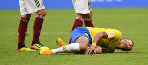 Neymar continue d'énerver de nombreux internautes et autres supporteurs de l'équipe brésilienne