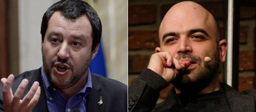 Salvini querela Saviano: 'Non da ministro, ma da papà' - huffingtonpost.it