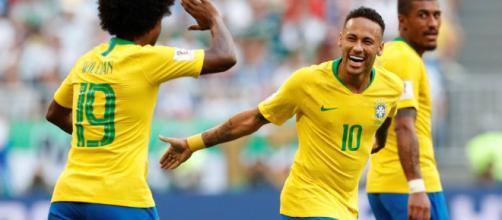 Willian ressurge pela seleção contra o México