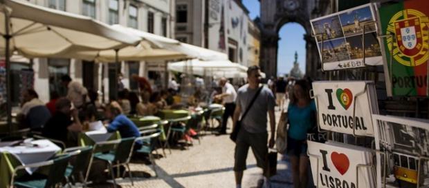 A capital portuguesa regista um crescente interesse por parte dos turistas internacionais