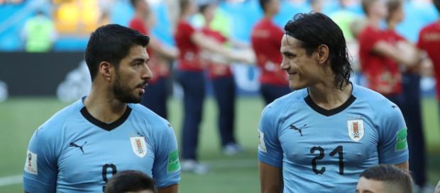 Si Uruguay juega sin Cavani o Luis Suárez les suele ir mal (Reseña)