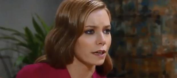 Josslyn may be the one to take Nelle down on 'General Hospital.' [Image credit: ABC Soaps/YouTube]