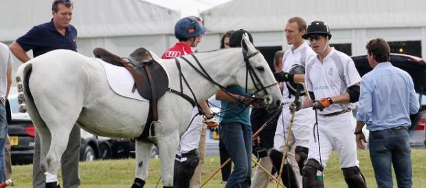 Meghan Markle acompañó al príncipe Harry al Polo Match en el cumpleaños de Lady Di
