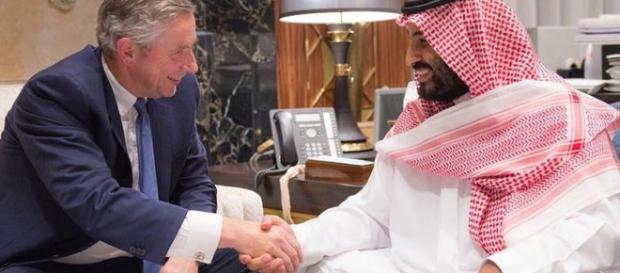 Saudischer Kronprinz holt deutschen Top-Manager als Berater ... - dw.com