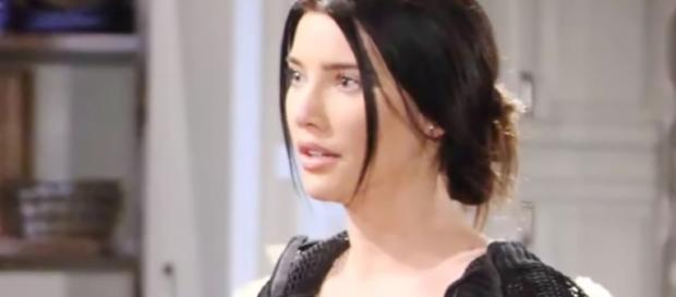 Steffy might lose Liam now that Hope is pregnant. [Image credit: CBS News/YouTube]