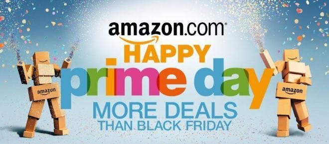 Amazon Prime day, dal 16 luglio milioni di offerte per gli iscritti