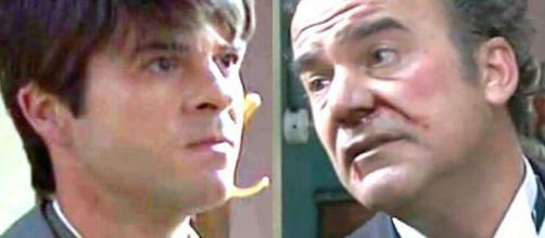 Anticipazioni Una Vita: Simon aggredisce il colonnello Arturo Valverde