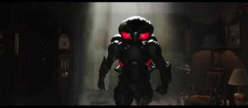 Black Manta will join Ocean Master as the villains in the 'Aquaman' movie [Image Credit: Warner Bros. Pictures/YouTube]