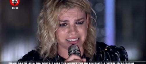 Emma Marrone replica alle accuse del fan