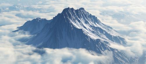 Google celebra con un doodle al Monte Olimpo