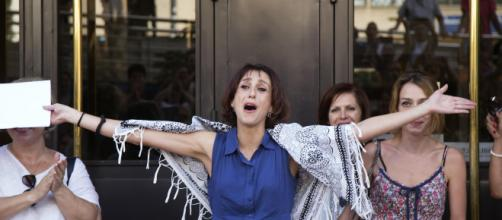 La española Juana Rivas que había huido con sus hijos los entregó ... - elbilluyo.com
