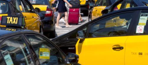 Los taxistas de Barcelona anuncian huelga indefinida -