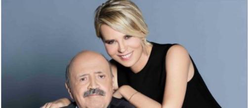 Maurizio Costanzo elogia Maria De Filippi | Successo Costanzo Show ... - blogosfere.it