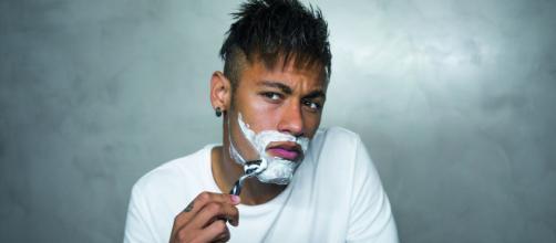 Neymar em nova polêmica com seu comercial para Gillette