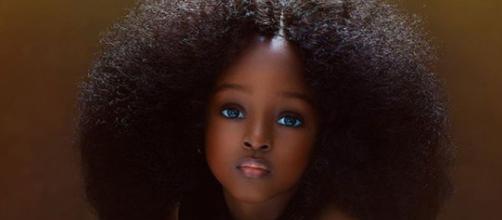 Jare es la 'niña más bella del mundo' y sus fotos están en Instagram