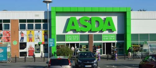 When a woman rescued a baby from a hot car outside Asda, an employee refused to help. [Image Geograph.co.uk]