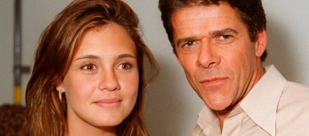 Adriana Esteves e José Mayer foram os protagonistas