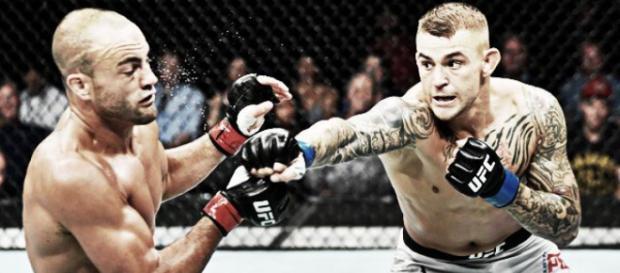 La 2da pelea entre Poirier y Alvarez no decepcionó. UFC.com.