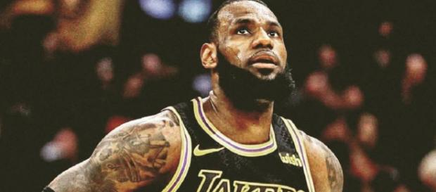 LeBron James reveals why joining the Lakers was a dream come true [Image by witness_king_james / Instagram]