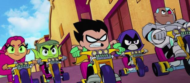 Photo of 'Teen Titans Go! To the Movies.' - [Warner Bros. Pictures / YouTube screencap]