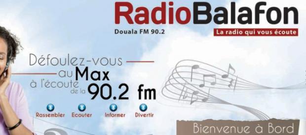 Radio Balafon émise à Douala (90.2) au Cameroun (c) Google