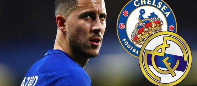 El Chelsea frena al Real Madrid por la propiedad de Eden Hazard