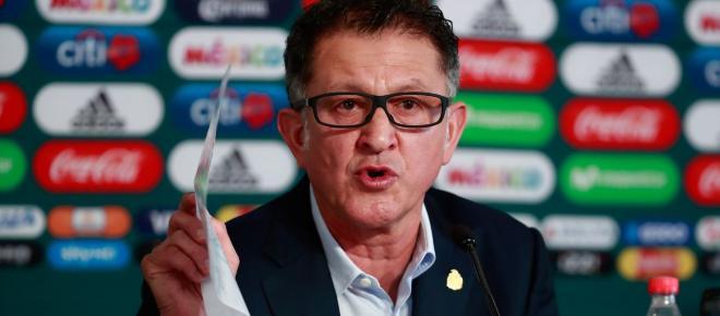 Juan Carlos Osorio se despide de la selección mexicana con gran afecto