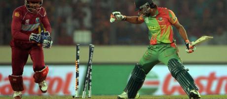 Bangladesh v West Indies T20 live streaming on GTV (Image via BCBTigers/Twitter)