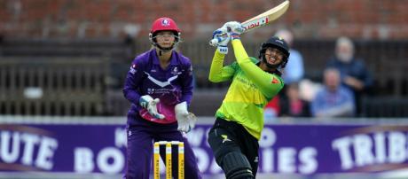 Smriti Mandhana equals Sophie Devine's mark with 18-ball 50 - (icc-cricket.com/Twitter)
