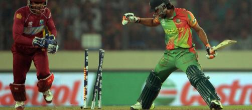 Bangladesh v West Indies T20 live streaming on GTV (Image via BCBTigers/Twitter)