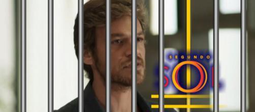 Beto Falcão vai preso ao revelar que está vivo