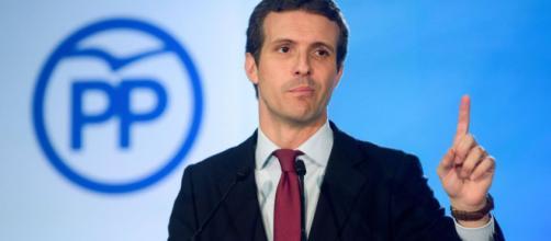 Casado aseguró que 50 MM de inmigrantes ilegales africanos podrian llegar a España
