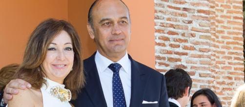 Detienen al esposo de Ana Rosa Quintana por vínculos con Villarejo en un caso de extorsión