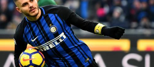 El Real Madrid está tras la pista de Mauro Icardi, el delantero del Inter de Milán