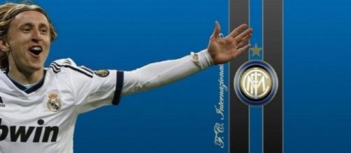 Inter, il sogno è Luka Modric a centrocampo