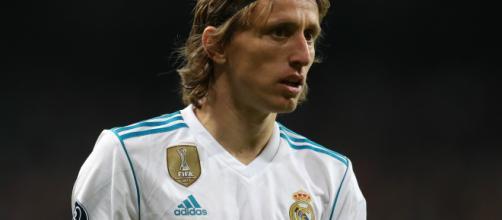 Luka Modric despertou o interesse da Inter de Milão