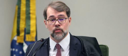 """Ministro Dias Toffoli diz que Supremo não aceitará """"intrusão""""; mas é 'pressionado' por PGR - Jornal grande Bahia/Foto: Nelson Jr"""