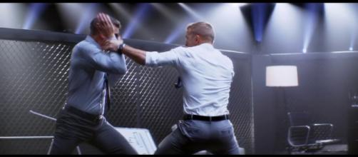 Photo: Ad campaign between two UFC fighters TJ Dillashaw and Stephen Thompson (Image credit: iQ Marketers/YouTube)