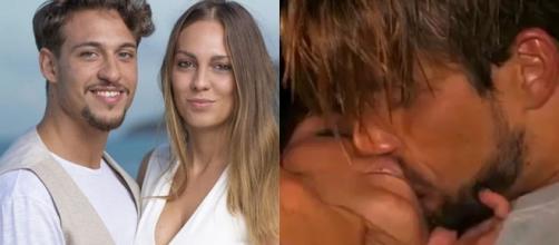 Temptation Island, Martina e Andrew si baciano,rottura con Gianpaolo?