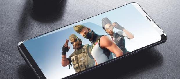 """""""Fortnite Battle Royale"""" to come to Android devices this month. [Image Source: Author]"""