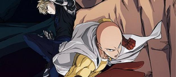 Imagen promocional de la segunda temporada de One Punch Man