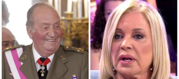 Juan Carlos I Bárbara Rey en imagen