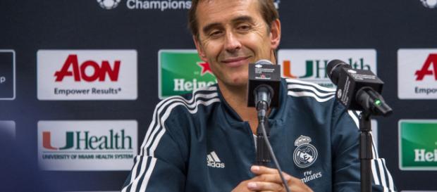 Lopetegui tiene como reto reinventar un Real Madrid sin Cristiano Ronaldo