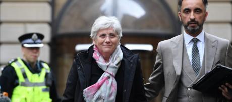 Cataluña: la Fiscalía escocesa ve delito de 'traición' y pide entregar a Ponsatí