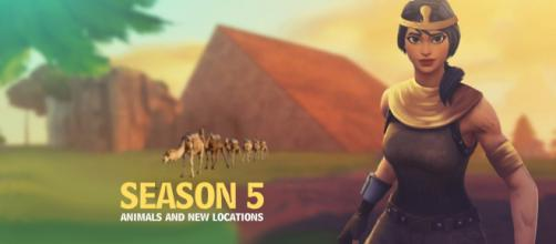 Animals could come to 'Fortnite Battle Royale' next season. - [Asmir Pekmic / Original Image]