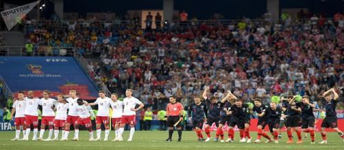 Croácia segue viva no Mundial da Rússia