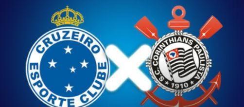 Cruzeiro x Corinthians ao vivo
