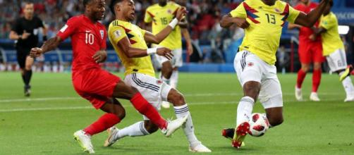Inglaterra consigue el último boleto a 4tos