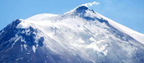 CHILE / Actividad volcánica en Nevados de Chillán pone en alerta a las autoridades
